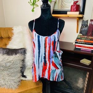 ☀️SALE 5 for $25 • Color Stripe Tank Top